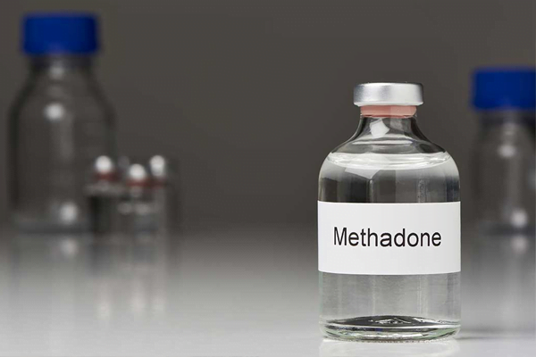 Methadone bottle